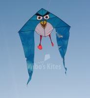 Angrybird Blue