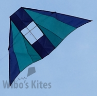 Blue Box Kite