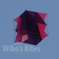 Facet Airolito Squareflake Purple-Pink