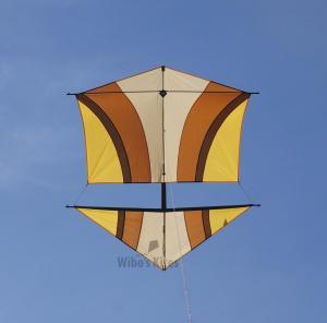 HQ Roller Kite Chocolat