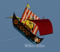 Knoop Kites Viking Ship