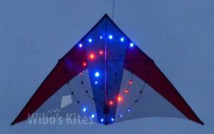 Led Kite - Night Elves