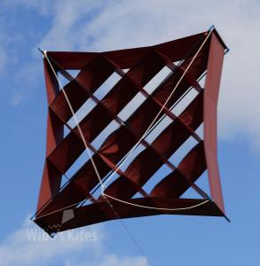 Multibox-Kite (after a design of Joseph  Lecornu)