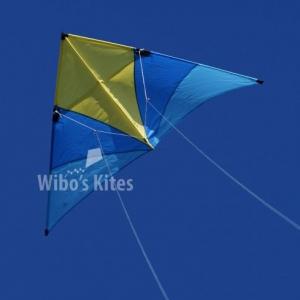 Knoop Kites - Quaker Cruesli Crakes