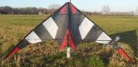 Siegers Vliegers / Space kites - Hotstripe