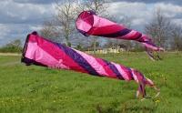 Turbines pink-purple