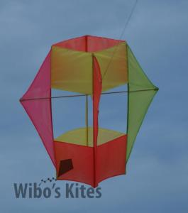 Winged Box kite