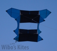 New Tech - Cody Box Kite